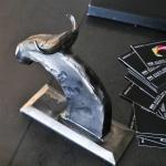 presse papier objet de décoration ferronnerie toulouse
