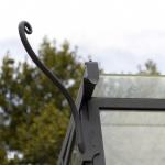 Verrière acier ferronnerie d'art sourrouille toulouse