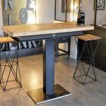Mange debout metal mobilier d'art Toulouse FAS