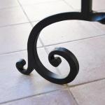 Création en Métal sur mesure, mobilier d'art Toulouse acier travaillé à chaud par FAS