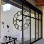 Verrière intérieure vitrage feuilleté menuiserie acier par FAS Toulouse