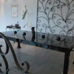 table mobilier objet de décoration ferronnerie toulouse