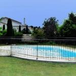 Clôture de piscine fer forgé Toulouse sur mesure protection bassin aux normes Qualité durabilité clôtures pour piscines toutes formes.