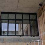 Verrière intérieure vitrage feuilleté menuiserie acier