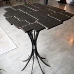 Création mobilier luxueux, model unique, metal mobilier d'art sur Toulouse par FAS