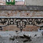 Barre d'appui en fer forgé, rénovation, fabrication Toulouse