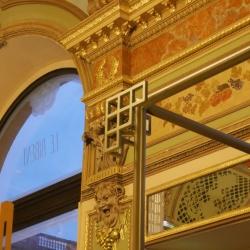 Restaurant Bibent, fabrication sur mesure et décoration d'art Toulouse