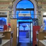 Restaurant Le Bibent Toulouse, Création sur mesure en fer forgé par FAS