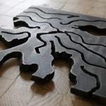 texture objet de décoration ferronnerie toulouse