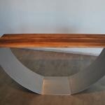 Metal mobilier d'art Toulouse acier FAS