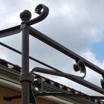 Fabricant de pergola de luxe en fer forgé dans le style classique ou moderne Toulouse