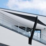 Voile d'ombrage,Voile australienne, Toile Pergola Toulouse,  Voile de protection solaire, Point de vente et installateur agréé Fabrication sur mesure d'entoilage précontrainte Qualité Profess