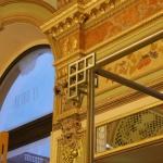 Restaurant Bibent ferronnerie d'art sourrouille toulouse